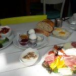 Das Balance Frühstück und das Frühstück für Zwei
