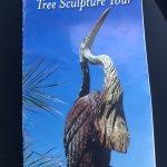 Tree Sculptures Foto