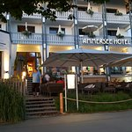 Aussichten Ammersee-Hotel in Herrsching.