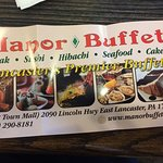 Foto de Manor Buffet