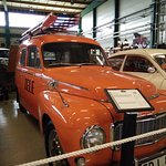 This is one of the oldest car use by the telephone company here in Sweden.