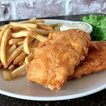 Redondo Beach Brew Co Fish & Chips