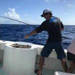 Thank you for fantastic fishing trip.