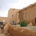 Redoing abobe walls