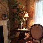 A corner of Sara's room