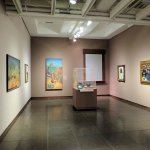 Main galleries