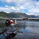 Landed out in the fjord