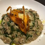 Porcini Risotto (from the specials board) was tasty and satisfying.
