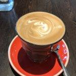 Nice strong coffee.