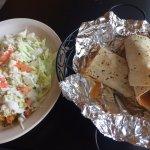 Burritos & enchilada