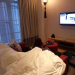 Foto de Hotel Indigo Hong Kong Island
