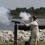 Cannon Firing (Mini Cannon).
