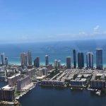 View of Miami Beach!