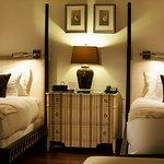 standard room double beds