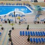 Pool area - not heated