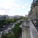 View of Champs-Elysees in Daytime