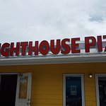 Foto van Lighthouse Pizza