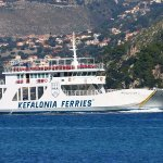 Vikentios Damodos Kefalonia Ferries