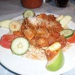 Malay Beef Curry.