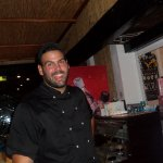 The new Greek á la carte chef.
