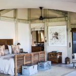 Luxury Tented Accommodation at Abu Camp