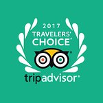Winners of TripAdvisor's highest award, only presented to the top 1% of businesses.