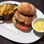 Hamburguesa Gourmet Premium de pollo