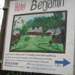 Photo de Hotel Benjamin