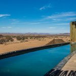 Pool at Doro Nawas Camp