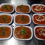 Mouth watering curries