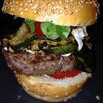 Burger Provencale
