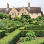 The parterre garden
