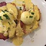 Damn fine Eggs Benedict in the world!!!
