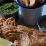 The finest fish and chips in God's own country