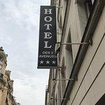 Photo de Hotel des Deux Avenues