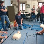 First aid and Shorebased