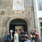 Such a great Walking Tour in the City Centre of Porto. THANK YOU Renton for the interesting stor