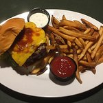 Green Mill - Winona, Minnesota - Western Mill Burger