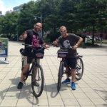 Photo de Blazing Saddles Bike Rentals & Tours