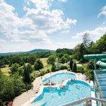 Rhön Park Hotel | Outdoorpool