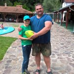 Vlad the rafting guide!