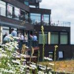 Rhön Park Hotel | Panorama-Terrasse mit herrlichem Blick auf die Rhön