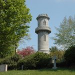 The Tower in the Spring