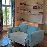 Suite Louise - 2ème étage, côté jardin