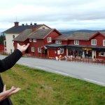 Hjertelig velkommen til Lillehammer Fjellstue