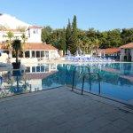 At the main pool