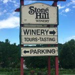 More than a winery...great food!