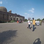 Gol Gumbaz view from outside