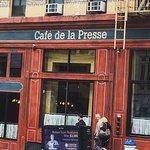 Photo de Cafe De La Presse