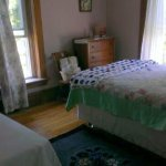 Wild Apple Room with full and twin beds